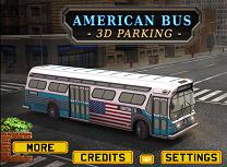 Parcheaza Autobuzul American