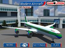 Parcheaza Avioanele Moderne