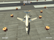 Parcheaza Avionul 3D