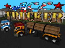 Parcheaza Camioane 3D