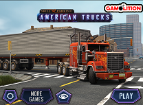 Parcheaza Camioanele Americane