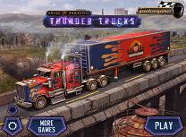 Parcheaza Camioanele Tunet