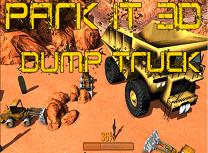 Parcheaza Camionul 3D