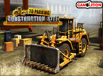 Parcheaza Excavatorul 3D