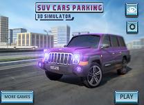 Parcheaza Masinile SUV