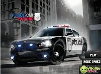 Parcheaza Masinile de Politie