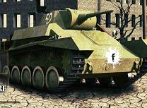 Parcheaza Tancul de Armata