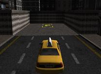 Parcheaza Taxiul 3D