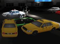 Parcheaza Taxiul in Aeroport