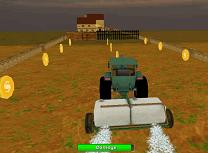 Parcheaza Tractorul 3D