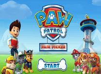 Paw Patrol Alege Perechea