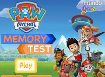Paw Patrol Testeaza-ti Memoria