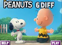 Peanuts Diferente