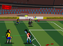 Penalty vs Zombi