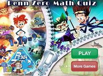 Penn Zero Test la Matematica