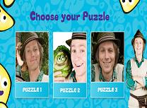 Pepiniera Domnului Bloom Puzzle