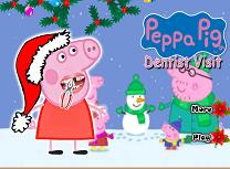Peppa Vizita la Dentist