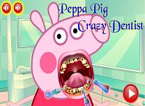 Peppa la Dentistul Nebun