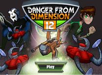 Pericol in Dimensiunea 12
