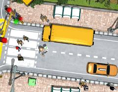 Permis pentru Autobuzul Scolar