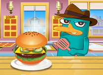 Perry Gateste Hamburger
