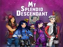 Personajele Descendants