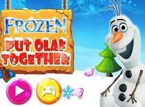 Personalizeaza-l pe Olaf