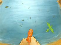 Pescuit cu Dinozaurii