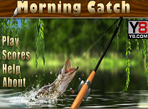 Pescuit de Dimineata