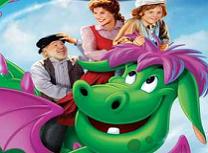 Pete si Dragonul de Facut Puzzle