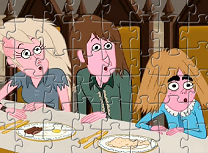 Peter Rosalind si Alex Puzzle
