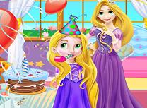 Petrecere Pentru Micuta Rapunzel