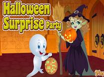 Petrecere Surpriza de Halloween