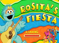 Petrecere cu Rosita