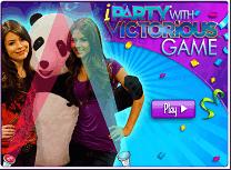 Petrecere cu Victoria si Carly