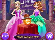 Petrecere de Halloween la Regatul de Gheata