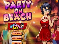 Petrecere pe Plaja
