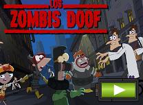 Phineas si Ferb Zombi Doof
