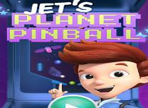 Pinball cu Jet