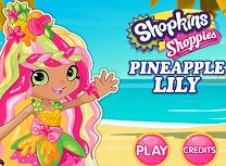 Pineapple Lily de Imbracat