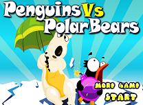 Pinguini Vs Ursi Polari