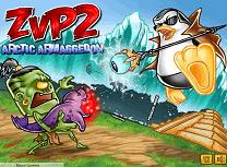 Pinguini vs Zombi 2