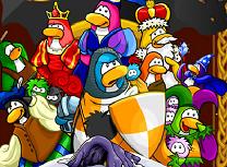Jocuri cu Club Penguin