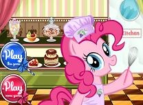 Pinkie Pie Cofetar
