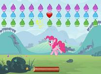 Pinkie Pie Saltareata