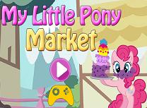 Pinkie Pie la Piata