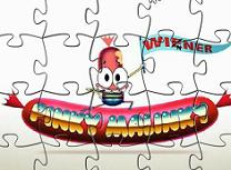 Pinky Malinky de Facut Puzzle