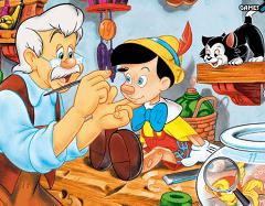 Pinochio - Numere Ascunse