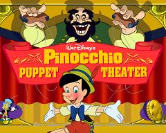 Pinochio la Teatru