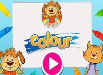 Pip Ahoi de colorat